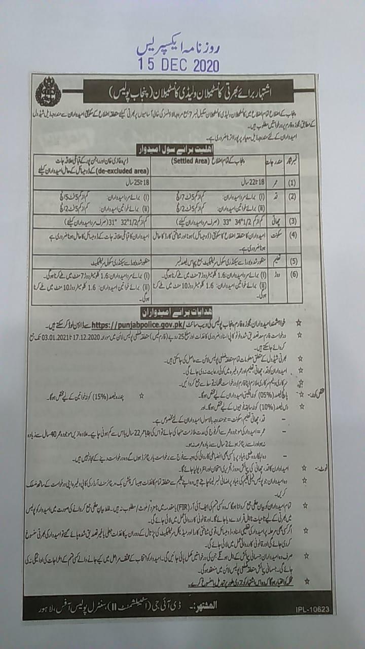 Punjab police Jobs 2021  Roll No slip |Written Test Schedule 2021Punjab police Jobs 2021  Roll No slip