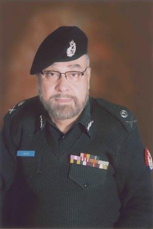 Inspectors General of Police | Punjab Police