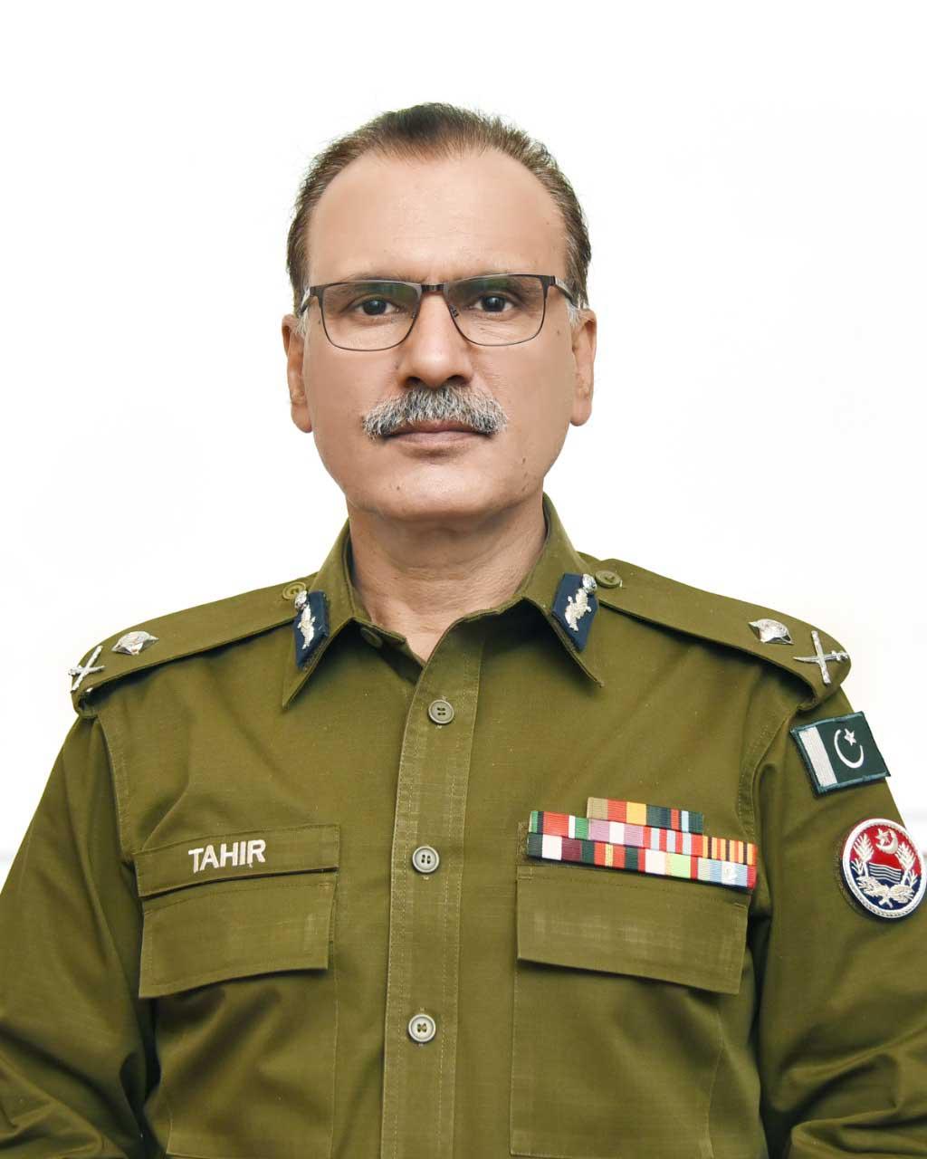 Rtrd Police Officer Iqbal Ahmed – Shredz