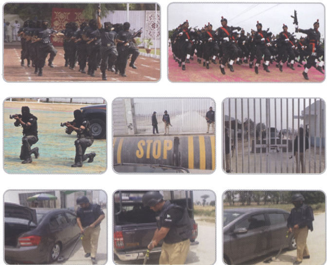 Special Protection Unit (SPU) | Punjab Police